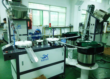 China 4.5Kw Cap Welding Machine Wine Industrial Flexible Assembly Line supplier