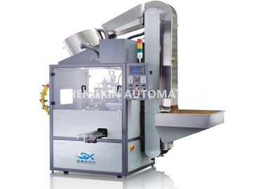 China Metallic Automatic Screen Printing Machine Single Color Printing Press supplier