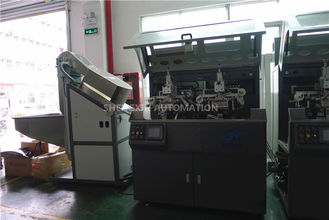China Three Color Hot Foil Stamping Machine Curved Surface 3600Pcs / Hr supplier