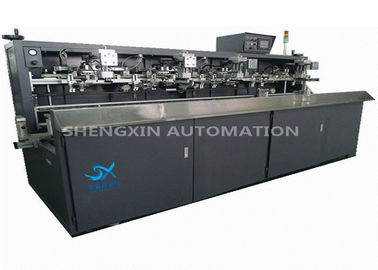900pcs / hr Automatic Screen Printing Machine for Liqour / Wine / Beer Glass Bottle