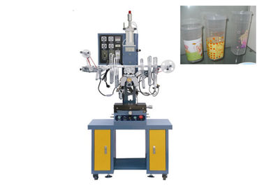 China Industrial Semi Automatic Heat Transfer Machine Multi Colors Printing supplier