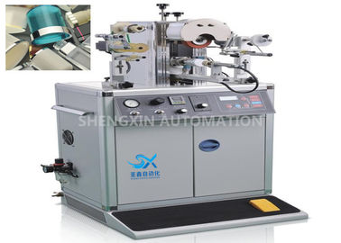China Semi - Automatic 700W Hot Foil Stamping Machine For Irregular Shape supplier