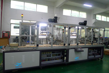 China Automatic Multi Color Flat Surface Silk Screen Printing Machines supplier