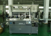 China Plastic Bottle Automatic Silk Screen Printing Machine With Air Dryer / UV Curing distributor