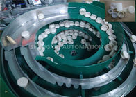 Best Flexible Cap Automated Assembly Machines Bottles Feeders For Packing Industry for sale