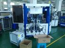 China Automatic Screen Printing Machine For Acrylic Jars and Plastic Jars Tubes factory