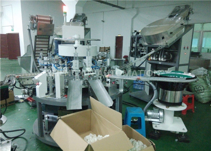 Silicone Valve Caps Automation Assembly Line Equipment