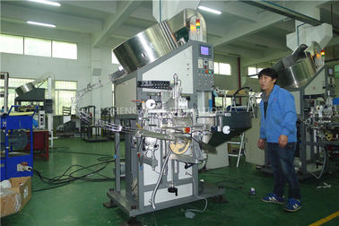 China Single Curved Surface Automatic Hot Foil Stamping Machine Side Printing factory