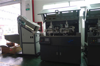 China Three Color Hot Foil Stamping Machine Curved Surface 3600Pcs / Hr factory