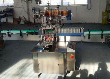 China High Speed Automatic Labeling Machine , Automatic Label Pasting Machine factory