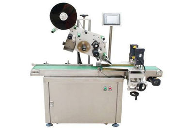 China Intelligent Plastic Caps Top Up Automatic Labeler Machine For Drinking Industry factory