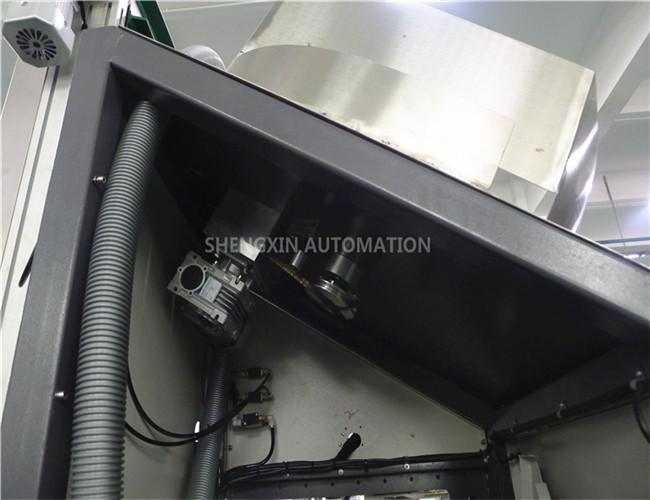 Single Continuous Automatic Hot Foil Stamping Machine Curved Surface