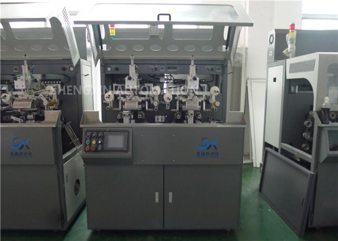 Pigment Hot Foil Stamp Printer Machine , Metal Stamping Press Machine